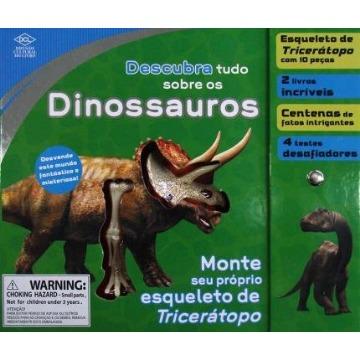 Descubra Tudo Sobre Os Dinossauros