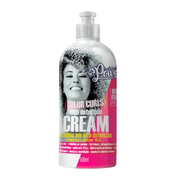 Creme Soul Power Color Curls High Definition Cream 500ml