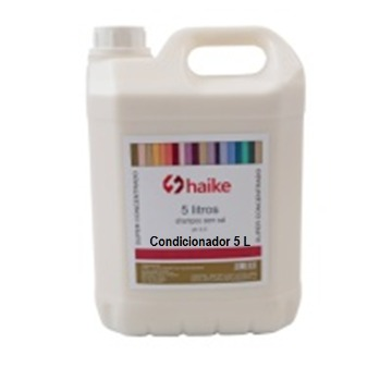 Condicionador Haike Concentrado Lavatorio 5 Litros