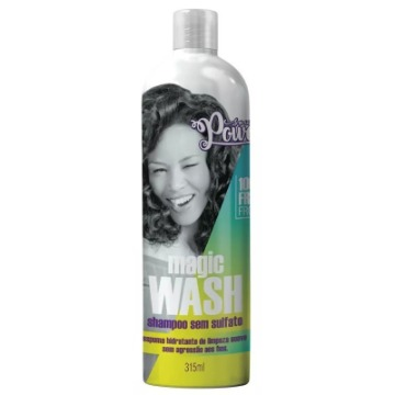 Shampoo Soul Power Magic Wash Sem Sulfato 315ml