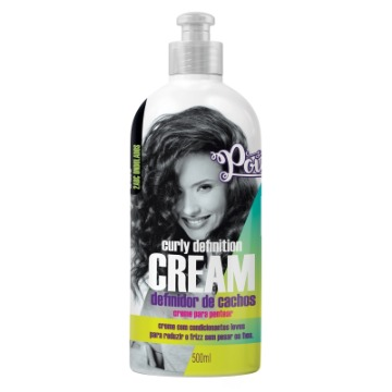 Creme Pentear Soul Power Curly Definition Cream 500gr
