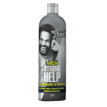 Condicionador Soul Power Men Fortificante Strong Help 315ml