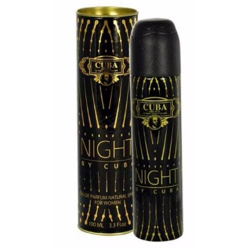 Perfume Cuba Night Feminino Edt 100 Ml