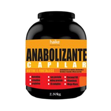 Anabolizante Capilar Ultra Concentrado 2,3kg Haike