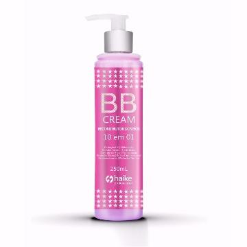 Haike BB Cream Reconstrutor e Protetor termico dos Fios 10 em 1 com 250ml