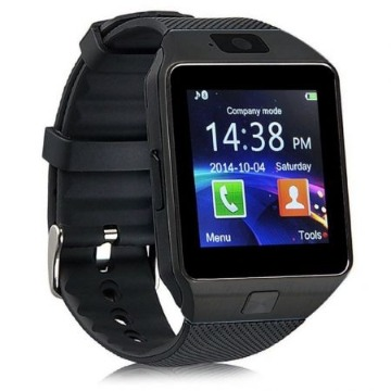 Smartwatch Dz09 Relogio Inteligente Bluetooth Android Preto