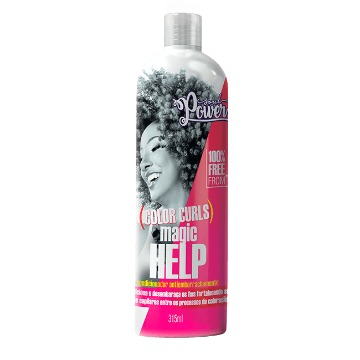 Condicionador Soul Power Color Curls Magic Help 315ml