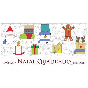 Kit Natal Quadrado
