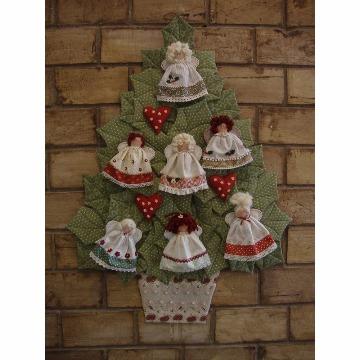 Árvore de Natal 7 Dons