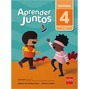 Aprender Juntos: História 4o ano