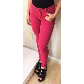 CALÇA SARJA JOLIE PINK (42)