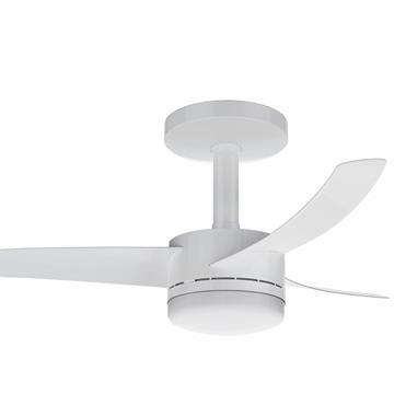 Ventilador de Teto Ultimate VX10 Branco c/ controle remoto 110v (Emb. contém 1un.) - Arno