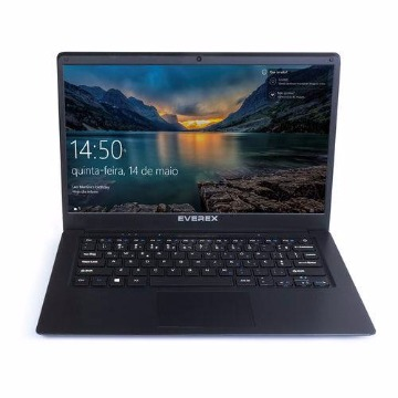 Notebook Intel Quad Core Z8350 2GB Ddr3 HD 32SSD Windows 10