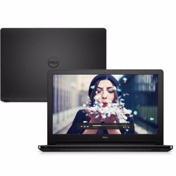 "Notebook Dell Inspiron i15-5552-U10P Intel Pentium 4GB 500GB Tela LED HD 15.6"" Linux"