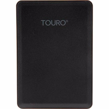 HD Externo Portátil 750GB Touro Mobile MX3 USB 3.0 Hitachi - Preto