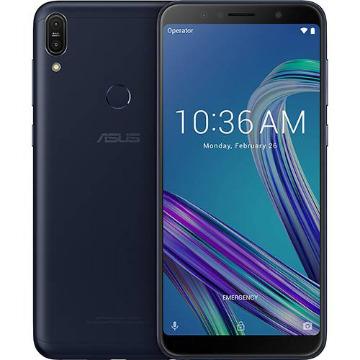 "Smartphone Asus Zenfone Max Pro (M1) 32GB Dual Chip Android Oreo Tela 6"" Qualcomm Snapdragon SDM636 4G Câmera 13 + 5MP (Dual Traseira) - Preto"