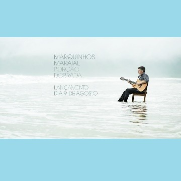 CD - MARQUINHOS MARAIAL