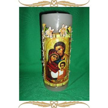 Vela Oratória - Sagrada Família