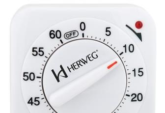 Timer analógico Herweg 3200