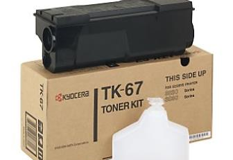 Toner TK-67 Kyocera