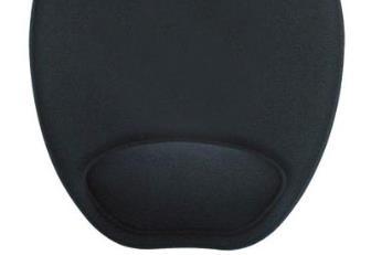 Mouse Pad gel ergonônico redondo 1098 (ambidestro)