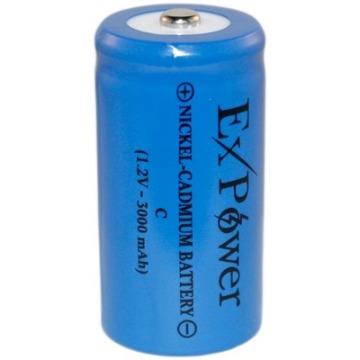 Bateria C recarregável NI-CD 1,2V 3000MAH