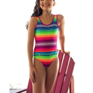 8897030d083f Maiô Infantil Estampado - GeArt Moda Praia e Fitness