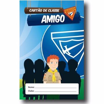 REGISTRO DE CLASSE - AMIGO