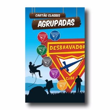 REGISTRO DE CLASSE - AGRUPADAS