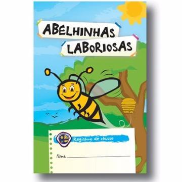 CARTÃO - ABELHINHAS LABORIOSAS
