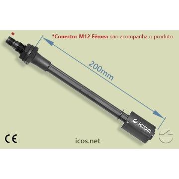 Sensor de Nível LE201-M12 - Icos