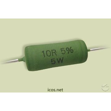 Resistor 5W 10R - Icos - com 20 peças