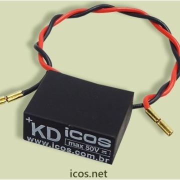 Filtro Supressor KD - Icos - com 10und