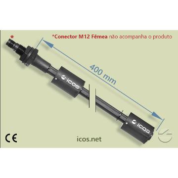 Sensor de Nível LE402-1-M12 - Icos