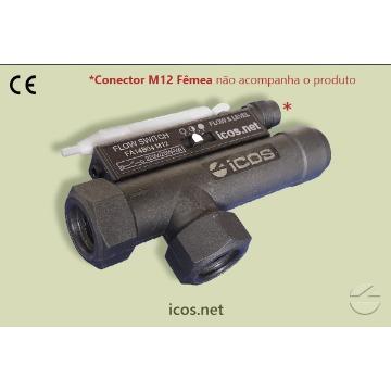 Sensor de Fluxo FA14B04-M12 - Icos