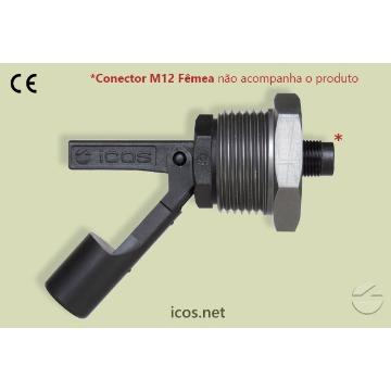 Sensor de Nível LA31N-M12 - Icos