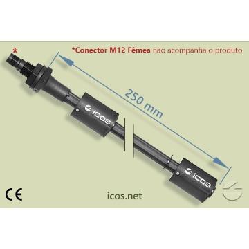 Sensor de Nível LE252-1-M12 - Icos