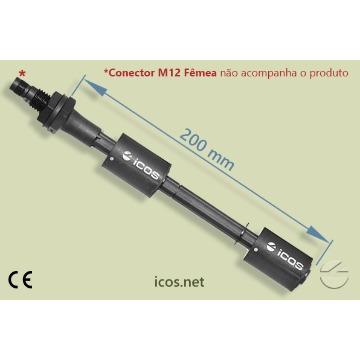 Sensor de Nível LE202-1-M12 - Icos