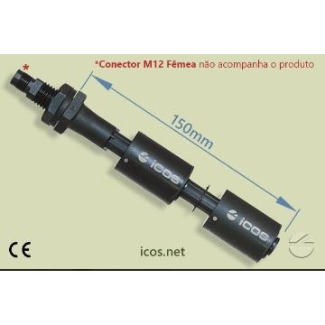 Sensor de Nível LE152-1-M12 - Icos
