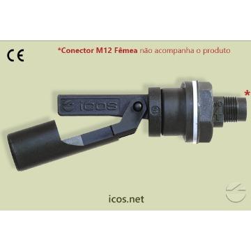 Sensor de Nível LA322E-M12 - Icos