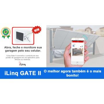 ILINQ GATE 2 WIFI - MÓDULO DE ABERTURA DE PORTÃO WIFI