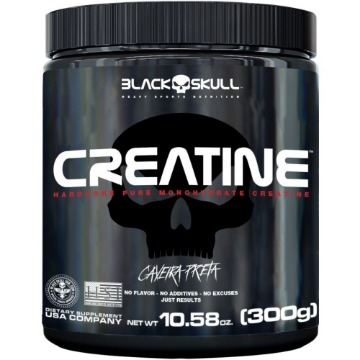 Creatina 300g BlackSkull