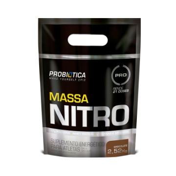 Massa Nitro Chocolate 2520 KG Probiotica