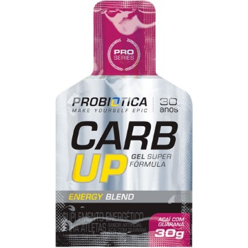 Carb Up gel 30g Açai c/ Guaraná