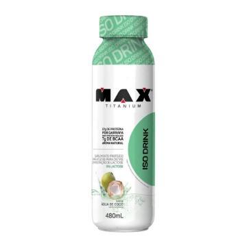 Iso Drink 480ml água de coco