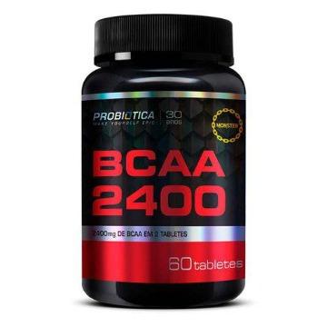 BCAA 60 caps Probiótica