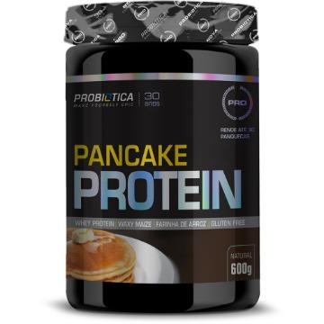 Pancake Protein 600g Natural