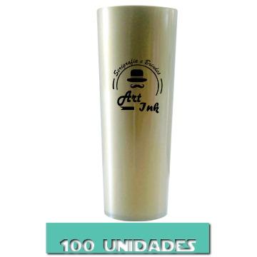 LONG DRINK DOURADO 350ML 100 UNIDADES