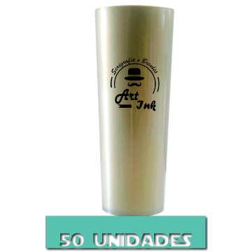 LONG DRINK DOURADO 350ML 50 UNIDADES