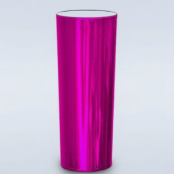 METALIZADO HOT STAMP PINK 350ML (PED. MIN. 50 UNID.)